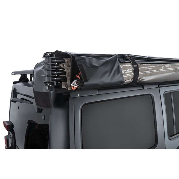 Rhino Rack 33200 Batwing Awning Passenger Side Mount Car Awnings Roof Rack Awning