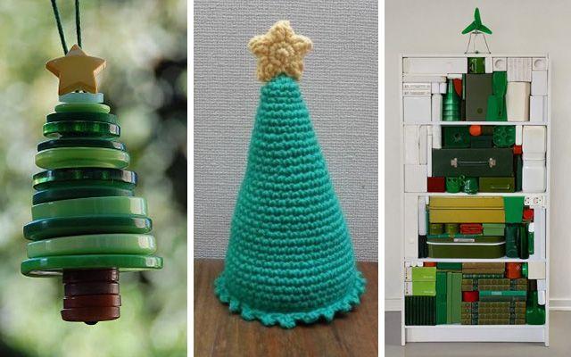 | Árboles de Navidad modernos (II)