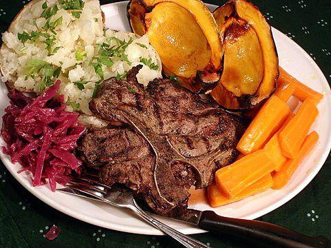 How To Cook Elk On The BBQ - Recipe for Tender Steaks & Round Steaks   Eating Elk