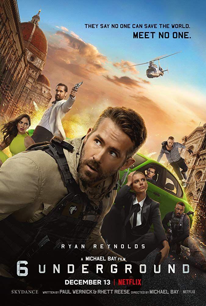 Hd Film Izle In 2020 Underground Film Michael Bay Ryan Reynolds