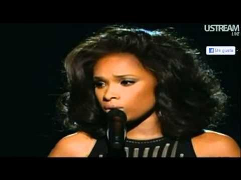 Jennifer Hudson_I will always love you (Tribute to Whitney Houston), Live @ Grammys 2012