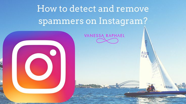 I wrote a little blog post about Instagram spammers - how to detect them and remove them. Not just the obvious ones ... :D  SAVEPINFORLATER