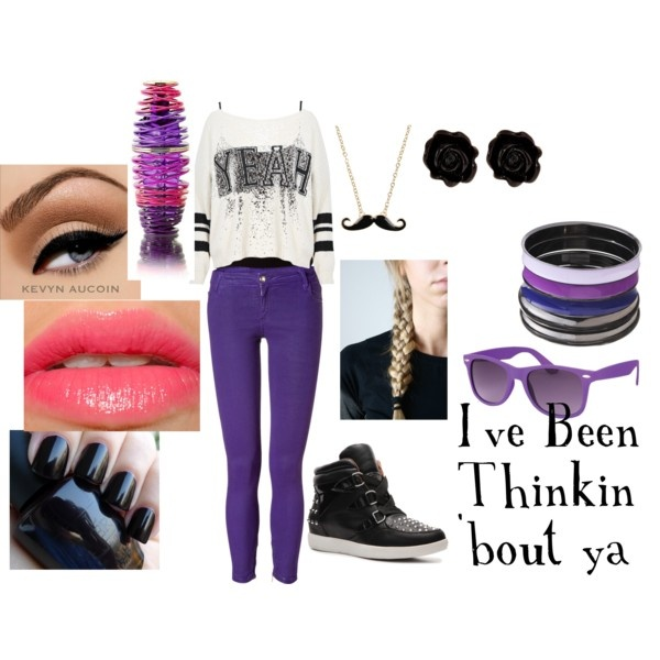 Ive been thinkin bout ya by adira-99 on Polyvore