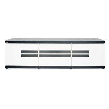 Mona 160cm TV Unit in High Gloss White