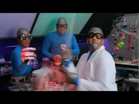 Theme song for Science Class The Aquabats Super Show - Doing Science!