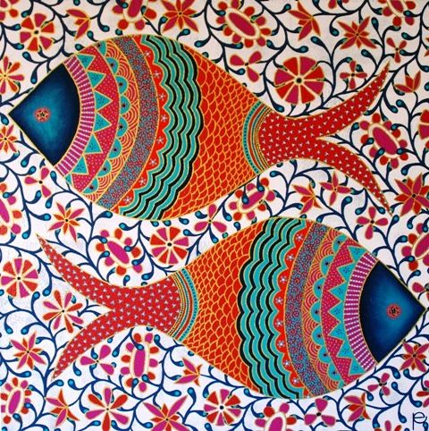 Eliza Piro, Tribal Fish
