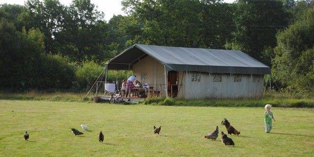 LIMOUSIN - Moulin des Jarasses - gite voor 6 pers / safaritenten / camping - 2 zwembaden en veel kinderspeelgoed en -voorzieningen - http://www.moulindesjarasses.com/nl/