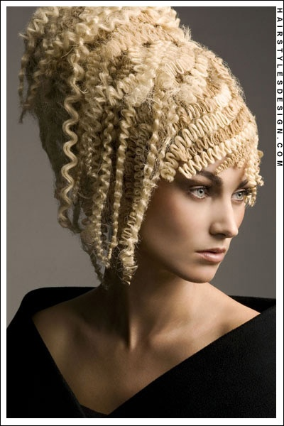 Fantastic 1000 Images About Outraaaageous Hair Styles On Pinterest Hairstyle Inspiration Daily Dogsangcom