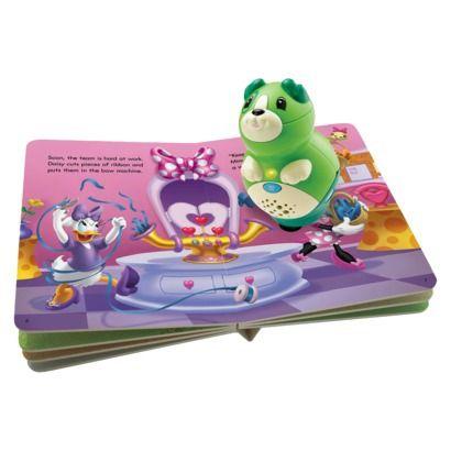 LeapFrog® LeapReader™ Junior Book - Disney Minnie® The Big Bow-nanza Abby