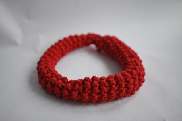 szydełkowy naszyjnik crochet necklace  https://www.facebook.com/oplotki/