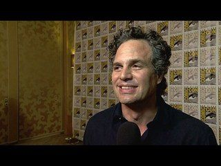Avengers: Age of Ultron: Comic-Con 2014: Mark Ruffalo Interview --  -- http://www.movieweb.com/movie/avengers-age-of-ultron/comic-con-2014-mark-ruffalo-interview