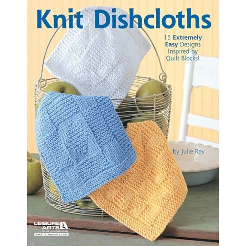 Knitted Dishcloth Pattern Books : 151 best images about Knitted Dishcloths on Pinterest Barley sugar, Knittin...