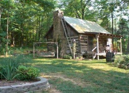 Fox Ridge Bed U0026 Breakfast And Log Cabin Rentals | Madisonville, Kentucky |  Great Lakes