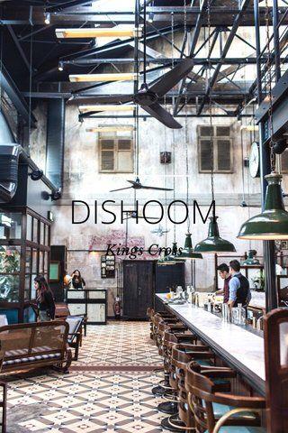 Dishoom Kings Cross London - story by @charlotte_hu on Steller