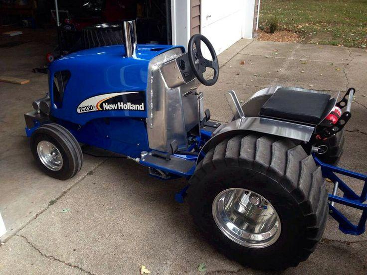Diesel Build Garden Pulling Tractors Pinterest Nice