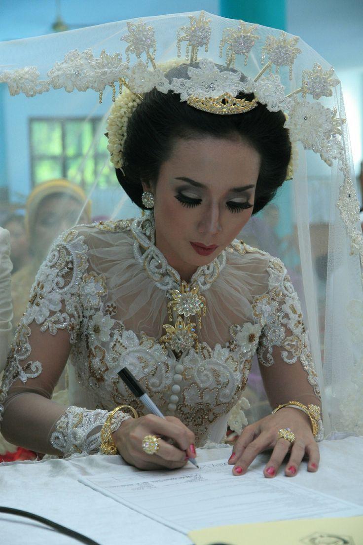 i love kebaya #wedding #akad