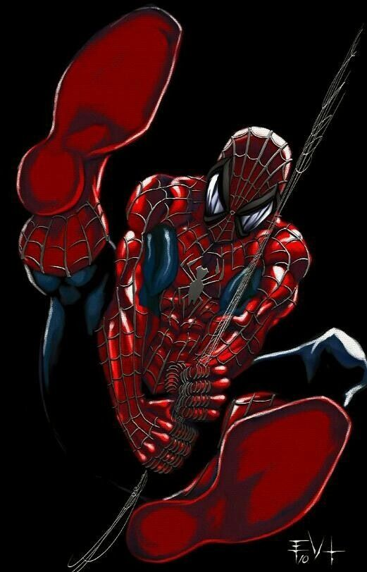 Animated Spider Wallpaper Very Cool Drawing Spiderman Pinterest Spiderman