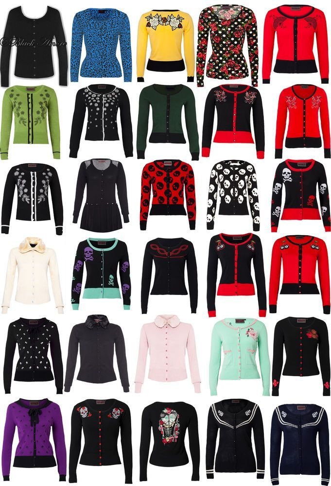VOODOO VIXEN - Oh my gosh! I want them all!! ♥♥♥...