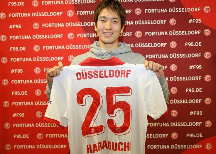 DONE DEAL: Fortuna Dusseldorf sign Japanese midfielder Genki Haraguchi on loan from Hertha Berlin - https://www.okay.ng/187612    #DONE DEAL #Fortuna Dusseldorf #Genki Haraguchi #Hertha Berlin #loan #midfielder - #Football #Sports News