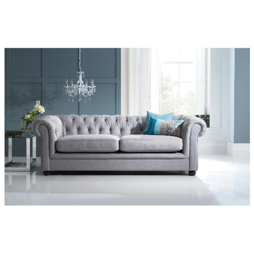 Fake Chesterfield Sofa From Tesco Direct!