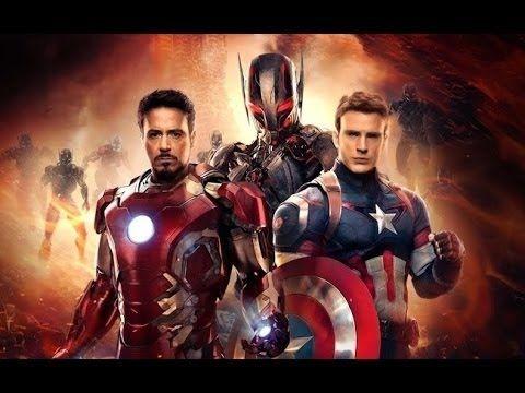 Los Vengadores 2 Era De Ultron Pelicula Completa En Espanol Latino Avengers Age Age Of Ultron Avengers