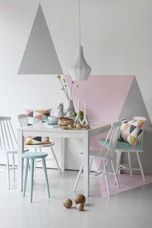 Romantisch pastel | roomed.nl