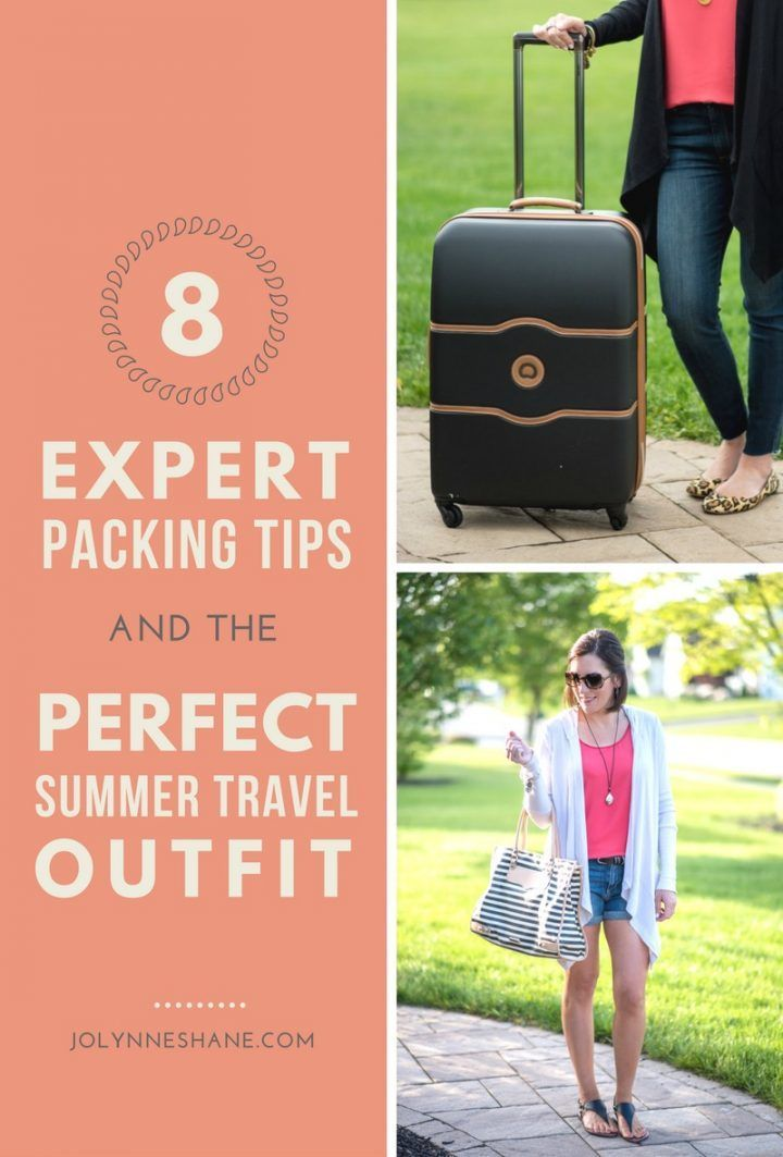 Summer Survival: 8 Expert Packing Tips & the Perfect Summer Travel Outfit