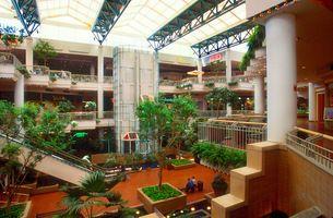 Town center shopping mall Charleston WV.