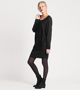 Sukienka z działu Kobiety - kolor: czarny – niskie ceny w sklepie C&A on-line!
