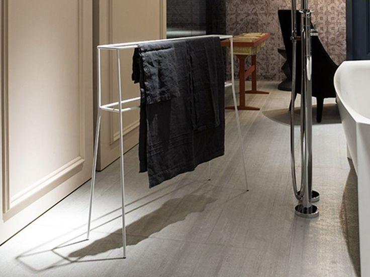 Porta asciugamani da terra RACK by Antonio Lupi Design® design Daniel Debiasi, Federico Sandri