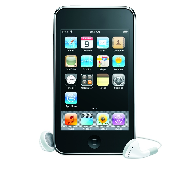 Apple iPod Touch (32 Gb / 3rd Generation) from 2009