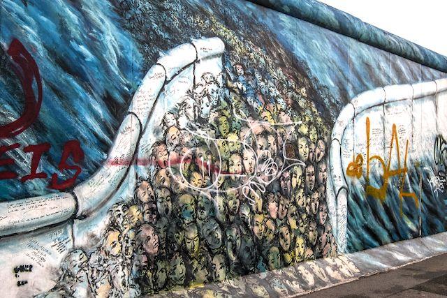 EL MURO DE BERLÍN, 25 AÑOS DE SU CAÍDA