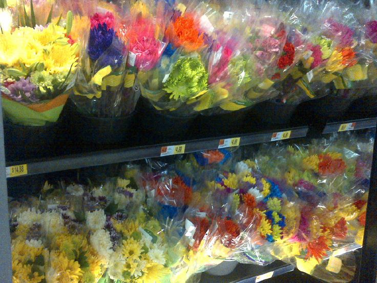 Walmart at #TysonsWest sells fresh flowers. | Shopping ...