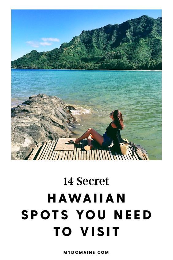 The best places to visit in Hawaii
