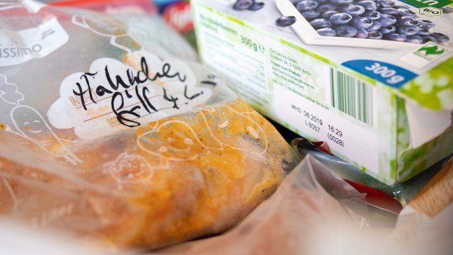 Haltbarkeit Wie Lange Ist Eingefrorenes Essbar Essen Und Trinken Essen Und Lebensmittel Essen