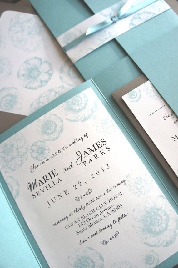 Marie & James - Blue Grey Wedding Suite