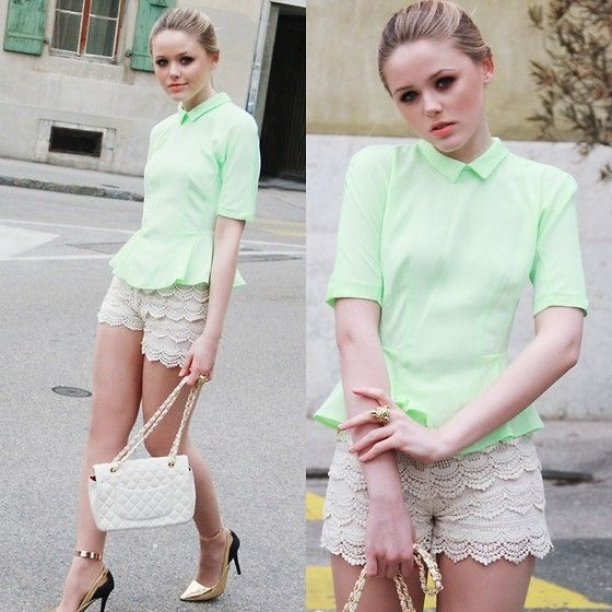 IN THE VILLAGE (by Kristina Bazan) http://lookbook.nu/look/3299265-IN-THE-VILLAGE