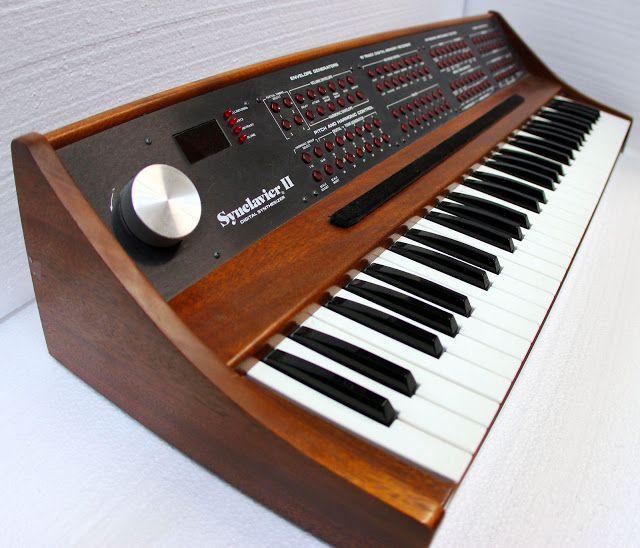MATRIXSYNTH: Synclavier II ORK Keyboard New England Digital Syn...