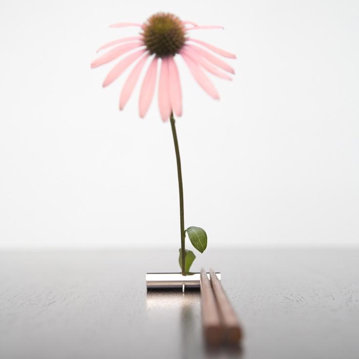 chopstick rest / bud vase