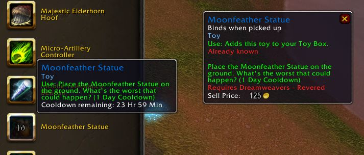 7.3 removed the rep requirements to use toys on alts once learned! #worldofwarcraft #blizzard #Hearthstone #wow #Warcraft #BlizzardCS #gaming