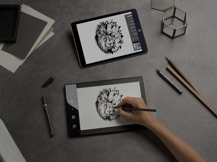 how to connect ipad to computer for drawing