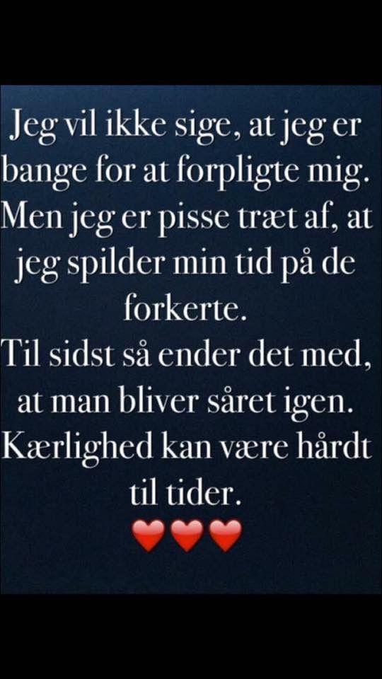 citater om at blive såret Pin af Annie Pedersen på Citater citater om at blive såret