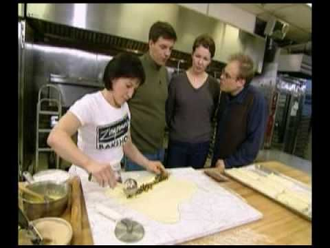 Marble in the kitchen!  A must watch.