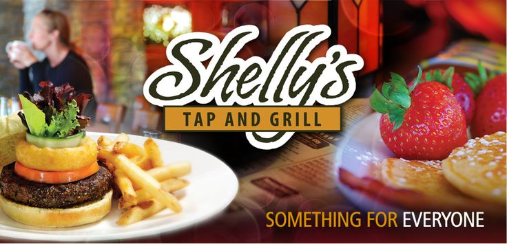 Shelly's Tap & Grill  Have GF options 591 Wellington Road