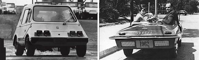 AUTO ESPORTE - Notícias de carros nacionais, importados e Fórmula 1 - NOTÍCIAS - Gurgel, o engenheiro que ousou sonhar