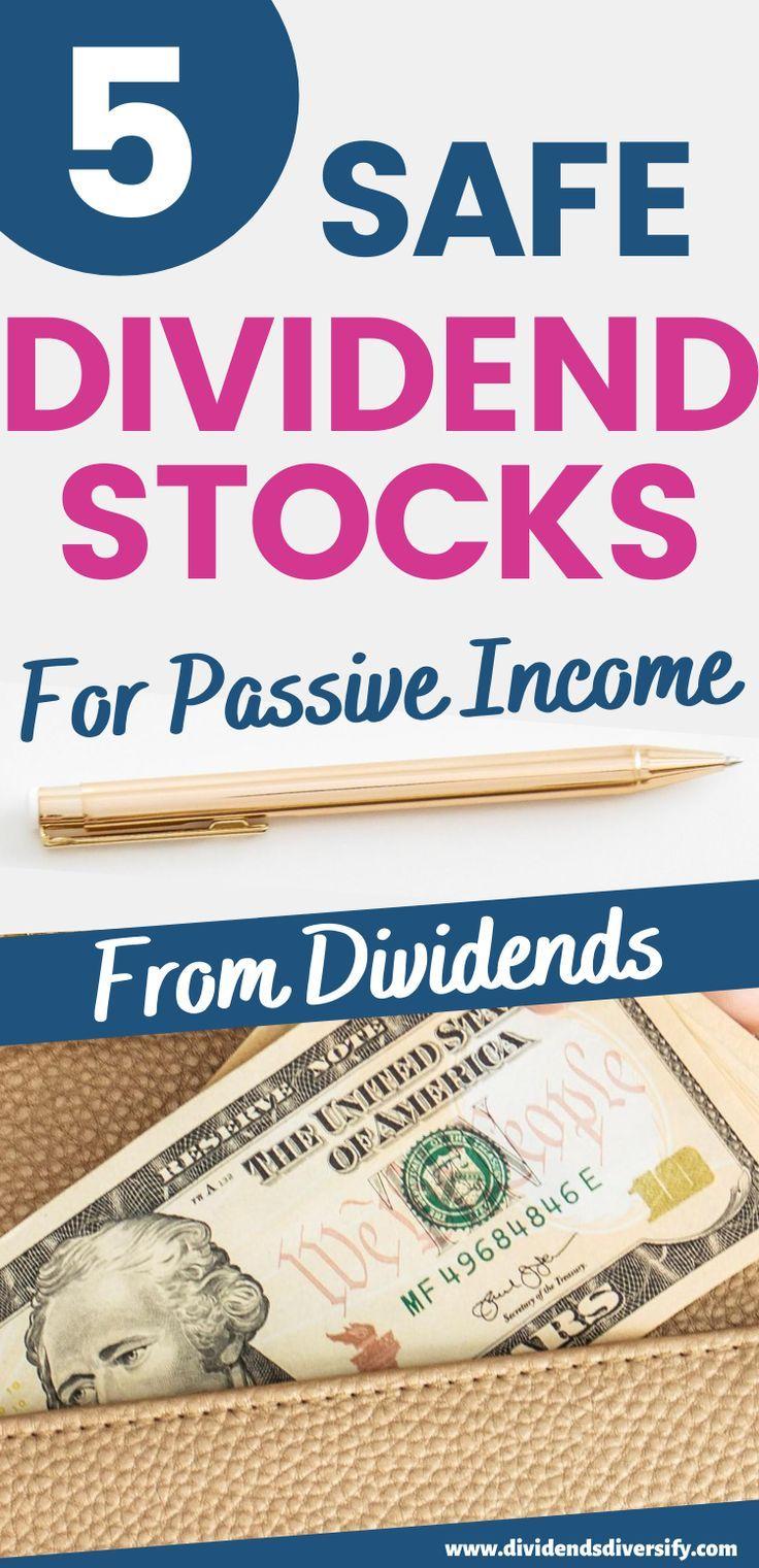 buy dividend stocks
