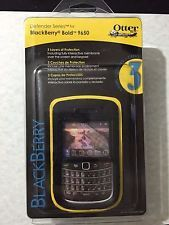 OtterBox Defender Series Case+Holster+Screen Protector BLACKBERRY PEARL 9100