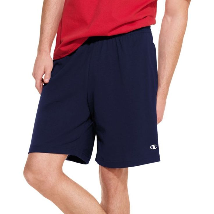 Champion Men's Rugby Shorts, Size: Small, Blue