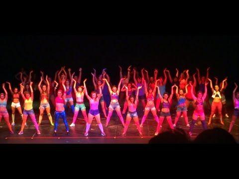Zumba Argentina / teatro Lola membrives - Buenos Aires Dance Club