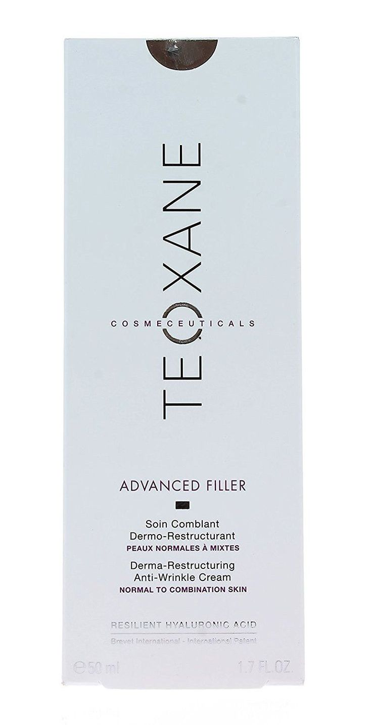 Teoxane Cosmeceuticals Advanced Filler Anti-Wrinkle Cream Normal to Combination Skin Teosyal